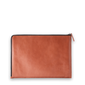 Slim Leather Sleeve