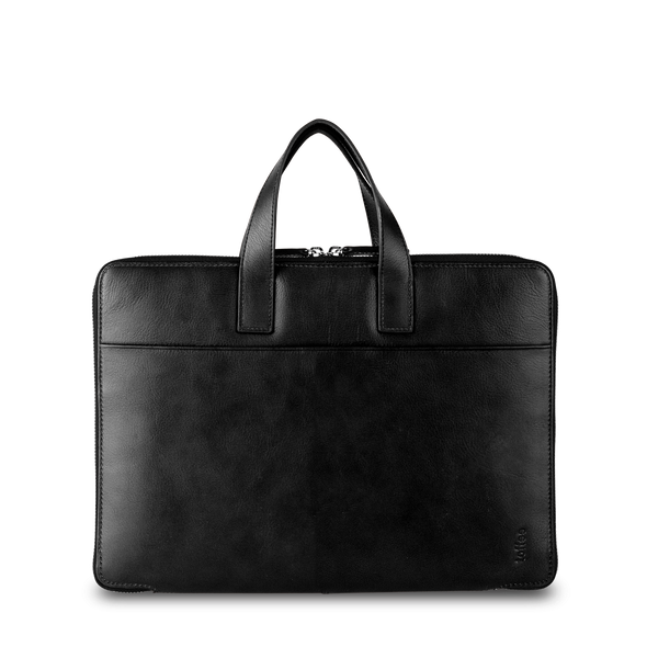 Slim Leather Brief