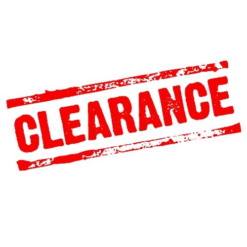 Clearance | Perth PC