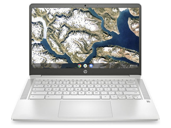 Hp Chromebook 14a Intel Celeron N4000 4gb 64gb Emmc 14-inch Hd Wled Chrome Os