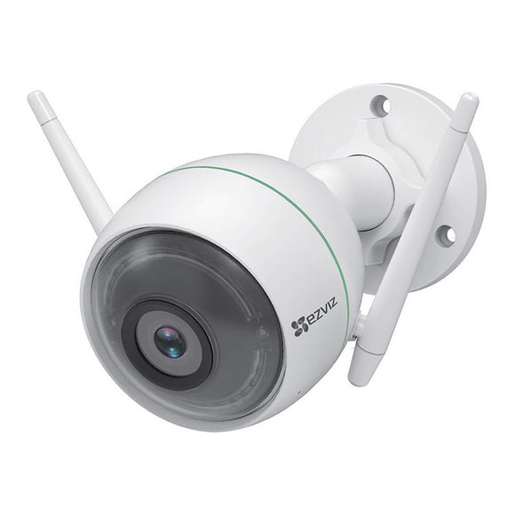 EZVIZ C3WN 1080p – Outdoor WIFI Bullet Camera, Weatherproof, Smart Motion Detection Zones, Night Vision up to 100ft