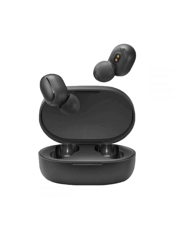 Xiaomi TWSEJ04LS Redmi Airdots Headphones True Wireless Earbuds Bluetooth 5.0 Sweat-resistant Global Version - Black
