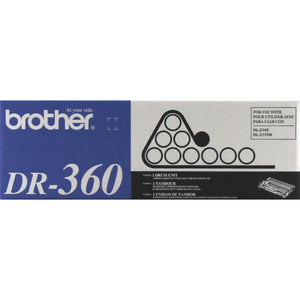 Brother Laser Black Image Drum (DR360)