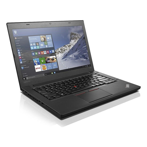 Lenovo T460 - Intel i5/8GB/256GB (off-lease)