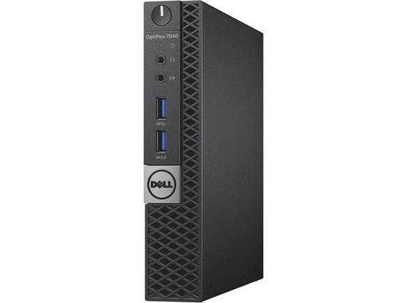 Dell OptiPlex 7040 Micro PC - Intel i5/16GB/256GB