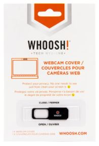 Whoosh Webcam Privacy Cover