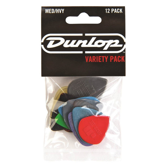 Dunlop Variety Pack Guitar Picks - 12 Pack PVP-101