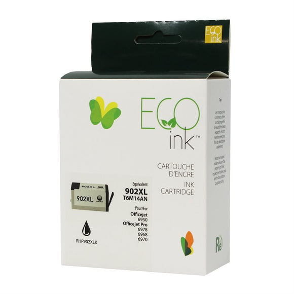 HP 902XL Black EcoInk
