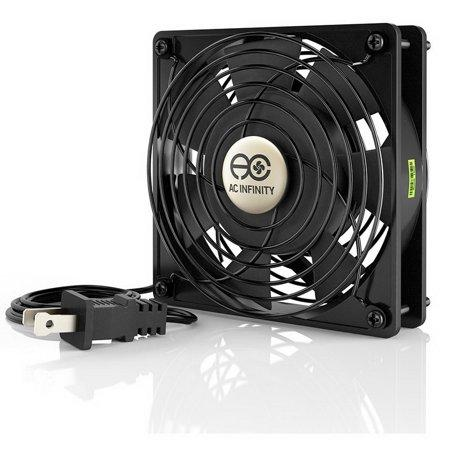 AC Infinity 305-410 AC Infinity AXIAL 1225 Low Speed Fan Kit with Plug Cord - Perth PC