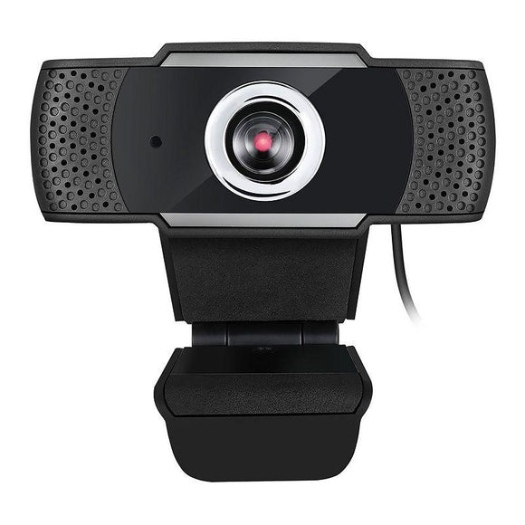Adesso Cybertrack H4 1080p USB Webcam Built-in Microphone - Perth PC