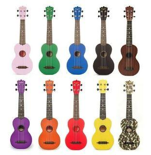 Beaver Creek - Ulina Soprano Ukulele - Perth PC