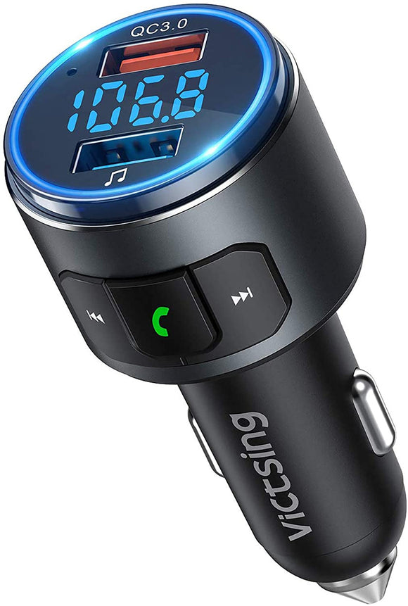 Bluetooth FM Transmitter for Car - Perth PC