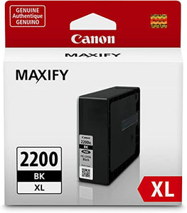 Canon PGI-2200 XL Black Ink Tank (9255B001), High Yield - Perth PC