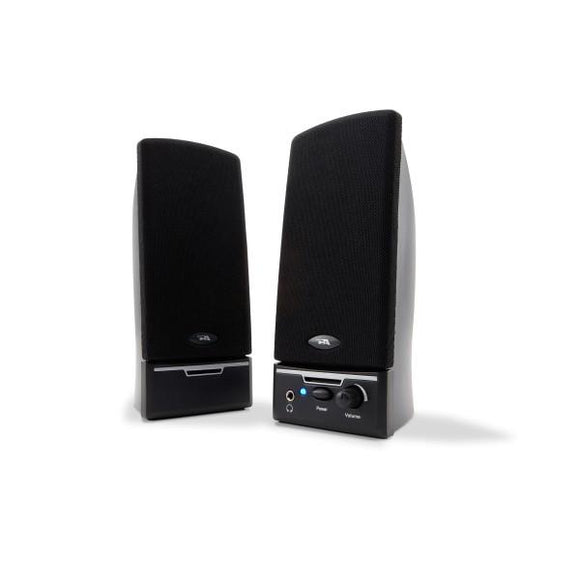 Cyber Acoustics 2-Piece Amplified Computer Speaker System - Perth PC