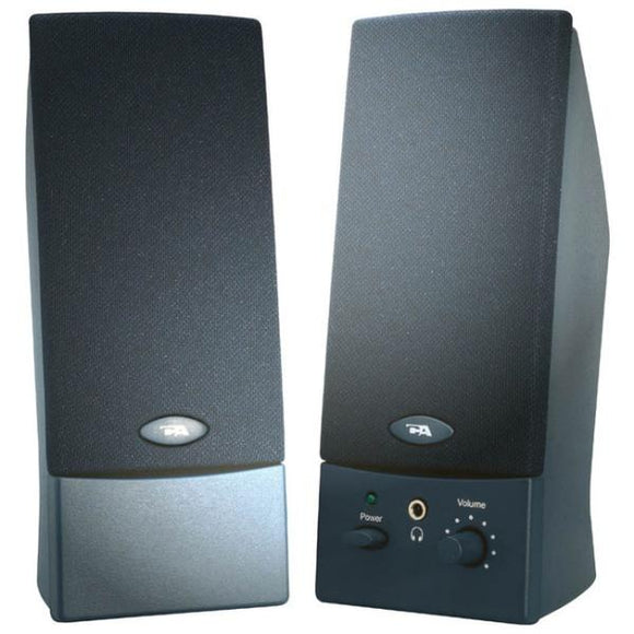 Cyber Acoustics 2-Piece USB Powered Computer Speaker System - Perth PC