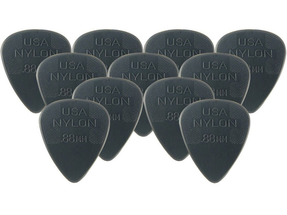 Dunlop 44P - .88 Dark Grey 12-Pk Multi-Colored - Perth PC