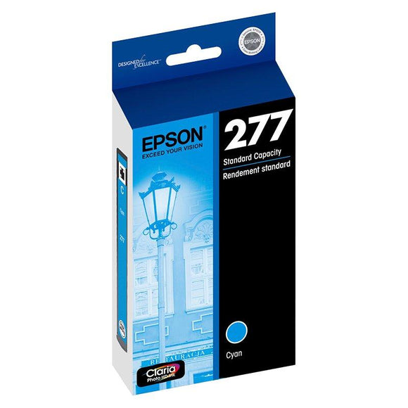 Epson 277 Cyan Ink Cartridge (T277220-S) - Perth PC