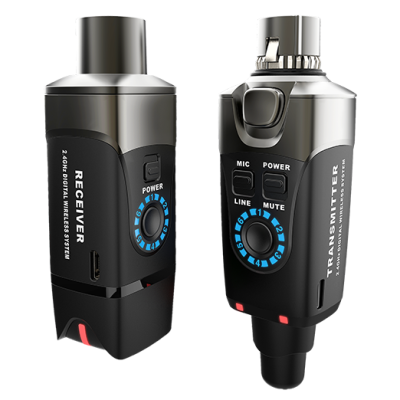 Xvive U3 Wireless XLR System