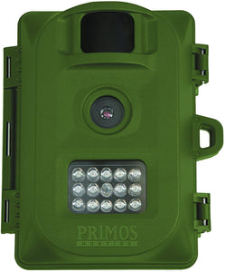 Primos 6MP Bullet Proof Trail Camera with Low Glow LED, Green - Perth PC