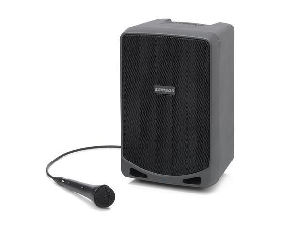 Samson XP106 Rechargeable Portable PA with Bluetooth® - Perth PC