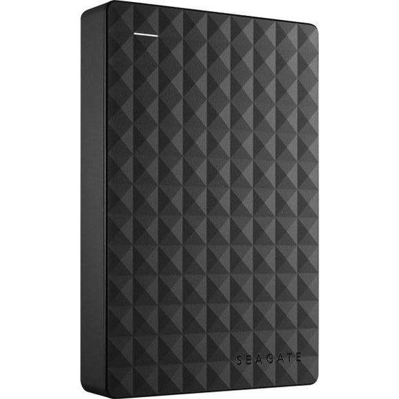 Seagate - Expansion 2TB External USB 3.0 Portable Hard Drive - Black - Perth PC