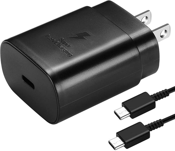 USB-C Quick Charge 3.0A 5V AC Adapter - Perth PC