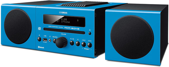 Yamaha MCRB043 LIGHTBLUE Micro Component System - Perth PC