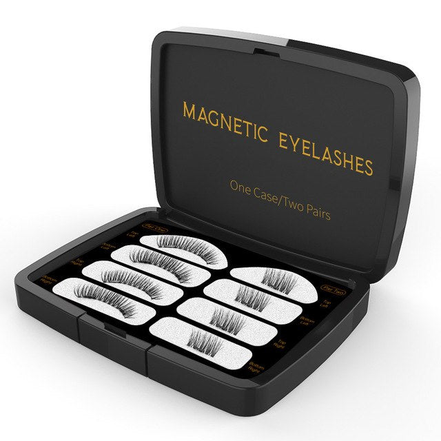 Magnetic Eyelashes Deluxe