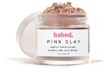Pure Pink Clay Mask