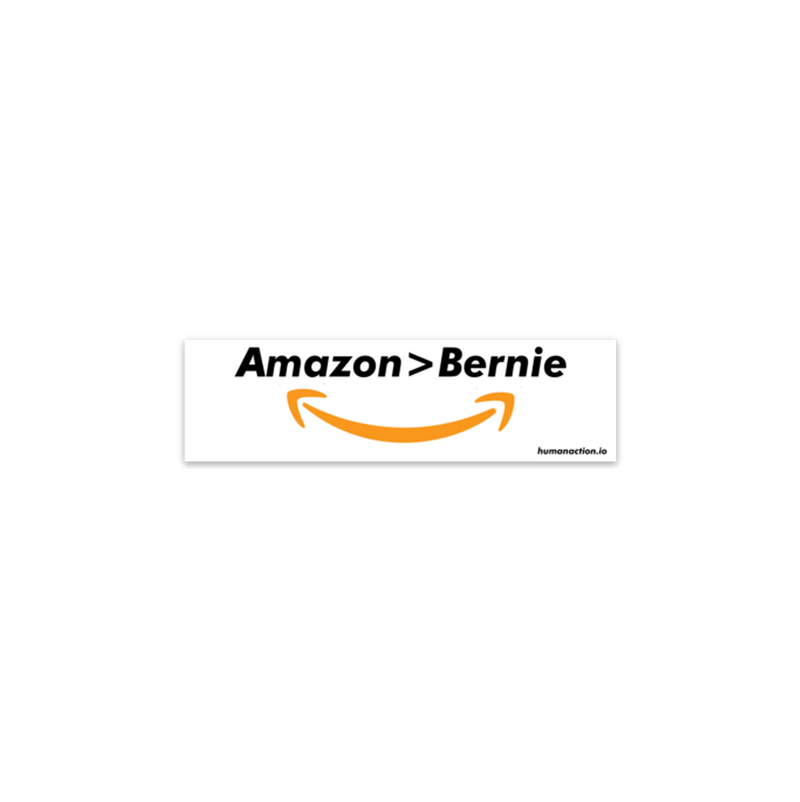 Amazon > Bernie (2 ea)