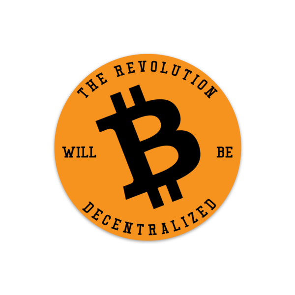 The revolution will be decentralized