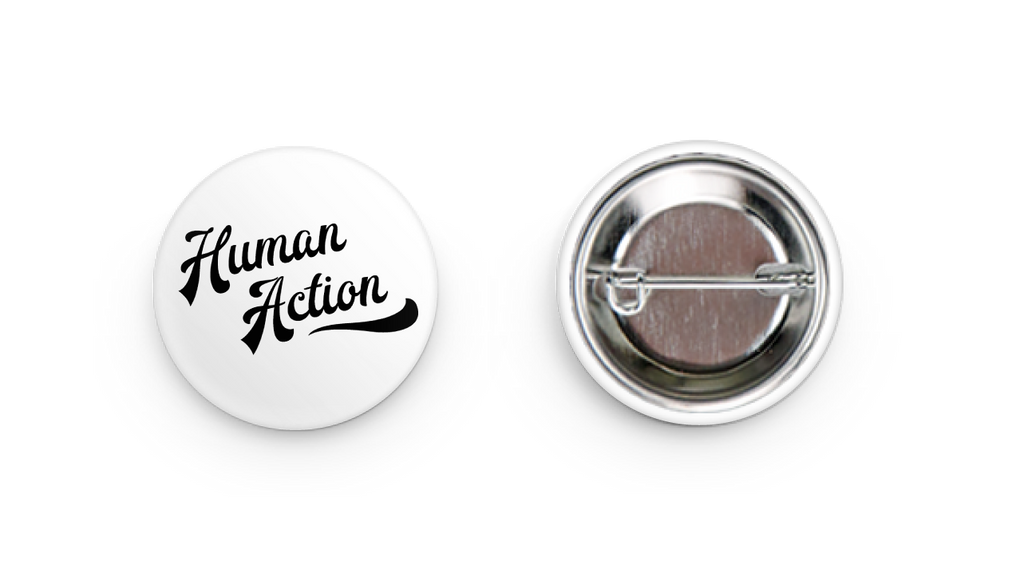 Human Action button