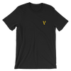 Embroidered Voluntary Short-Sleeve Unisex T-Shirt - Human Action llc