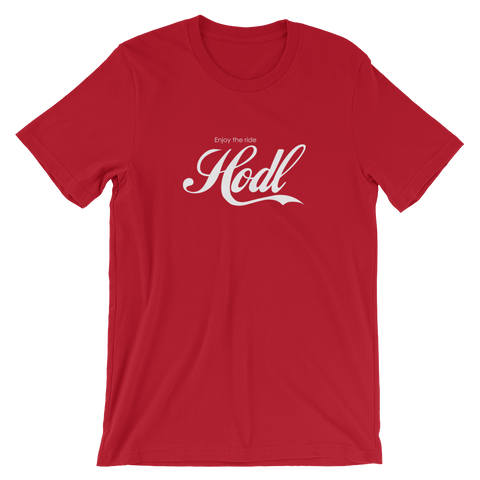 Hodl Knuckles Short-Sleeve Unisex T-Shirt