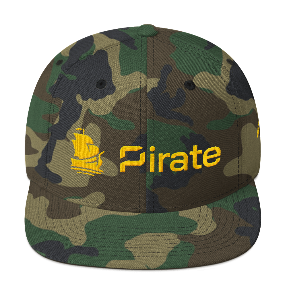 ARRR Army Snapback Hat - Human Action llc