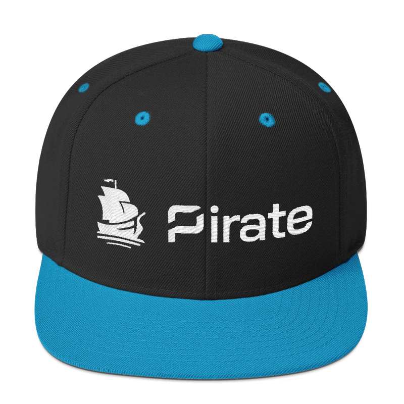 ARRR Snapback Hat - Human Action llc