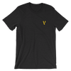 libertarian Embroidered T-Shirt