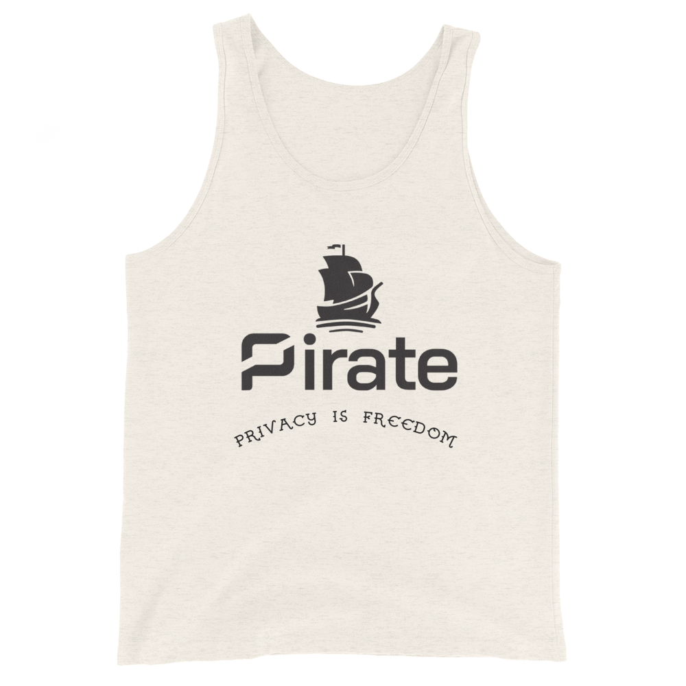 Pirate ChainUnisex  Tank Top - Human Action llc