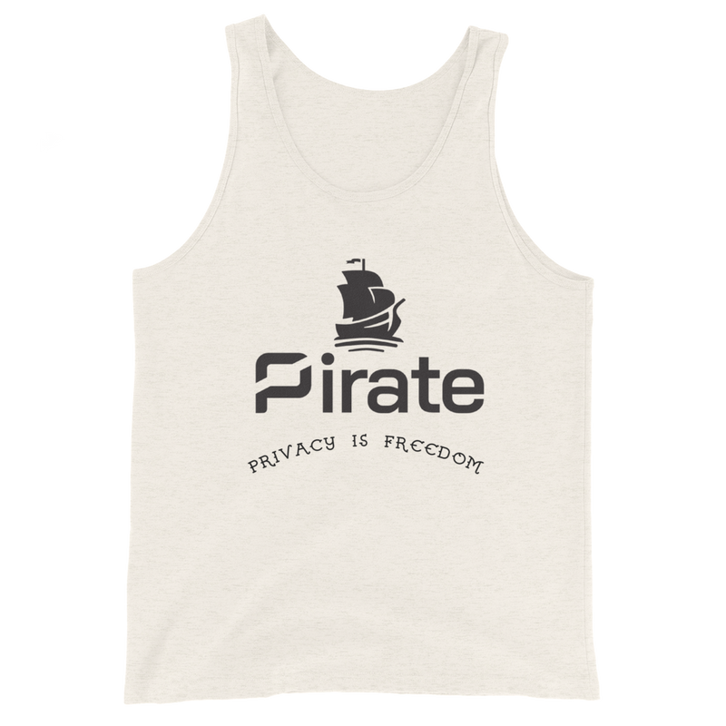 Pirate ChainUnisex  Tank Top
