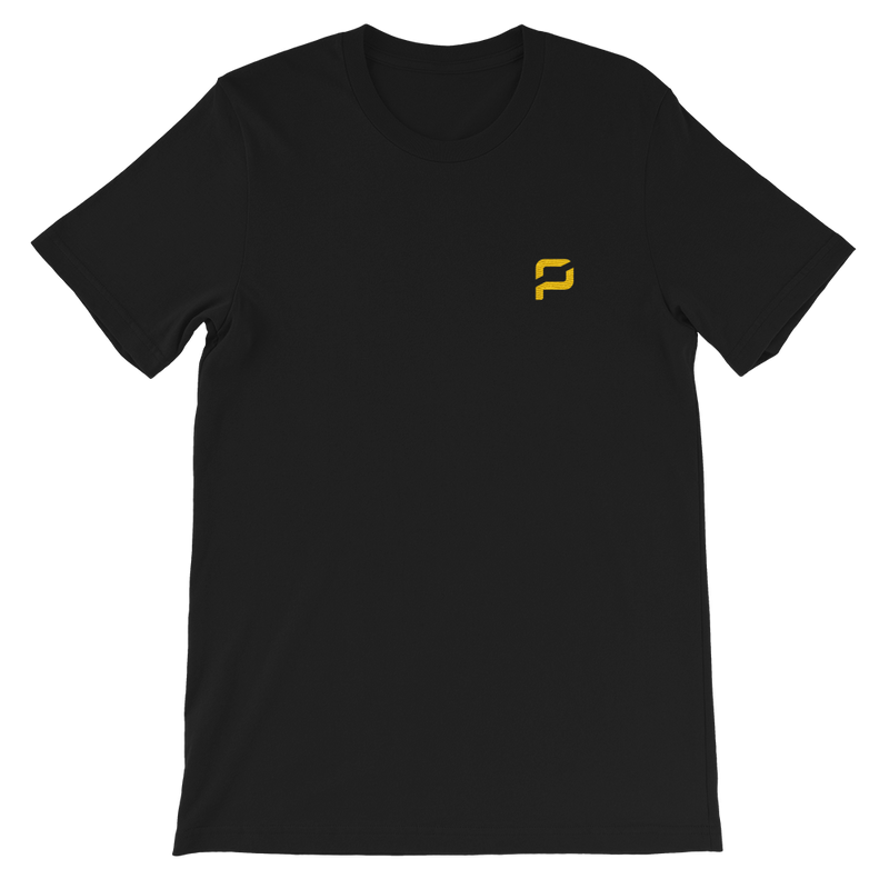 Pirate Chain ARRR P Short-Sleeve Unisex T-Shirt - Human Action llc