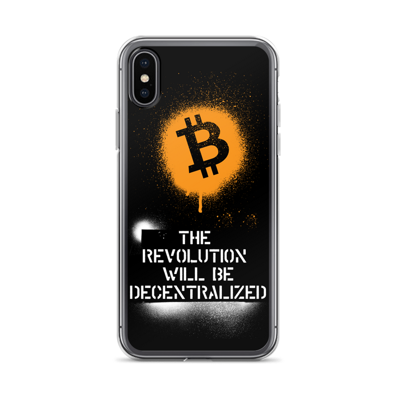 The Revolution iPhone Case