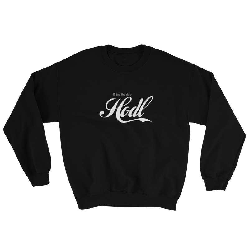 Hodl Sweatshirt - Human Action llc