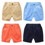 Cotton Chino Shorts - Dee Republic