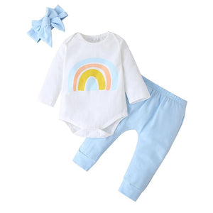 Pretty Pastels Rainbow Design Sets - Dee Republic