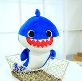 Singing Baby Shark Plush Toy - 32cm - Dee Republic