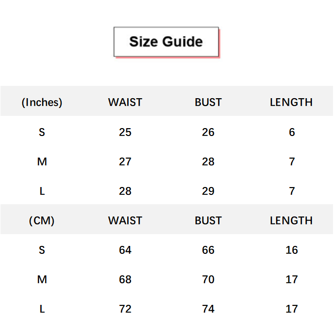 Solid Rib-Knit Button Front Skinny Bodysuit conversion chart & size guide