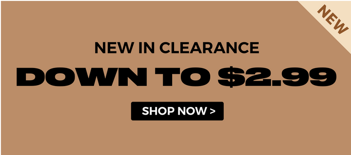 New In Clearance