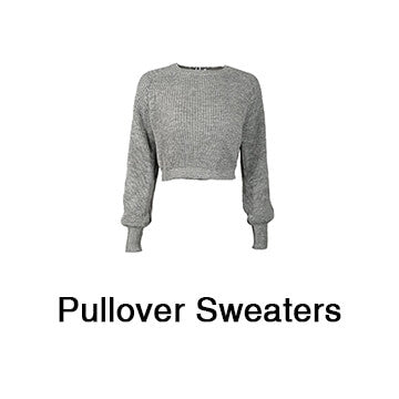 Pullover Sweaters