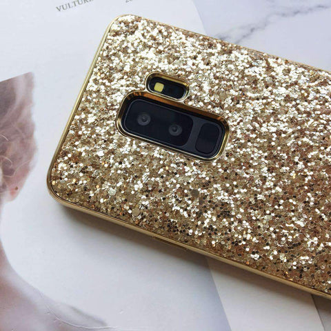 Luxury Blinking Phone Case for Samsung gallery 4