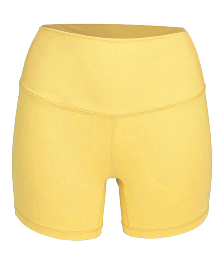 Wide Waistband Self-Tie Form Fitting Sports Shorts gallery 4